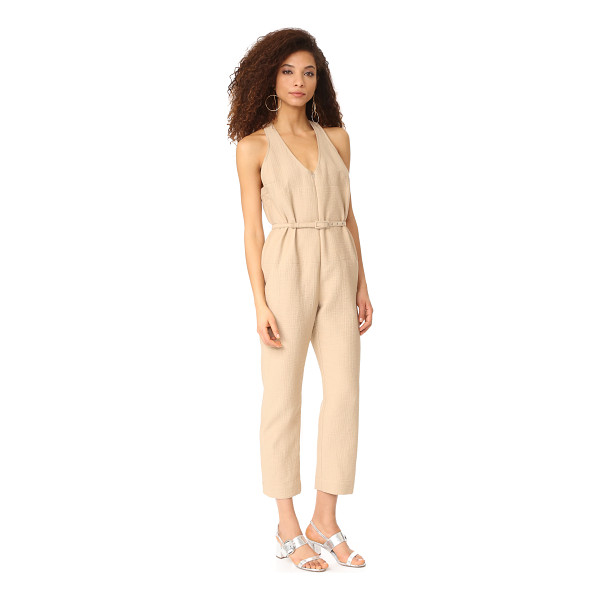 RACHEL COMEY buxton jumpsuit - NOTE: Runs true to size. A sophisticated Rachel Comey...