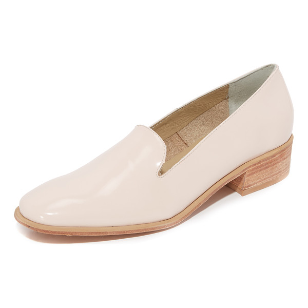 RACHEL COMEY evry loafers - Charming Rachel Comey loafers in patent leather. Leather