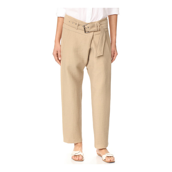 RACHEL COMEY new tolleson pants - NOTE: Runs true to size. A unique puckered texture lends an...