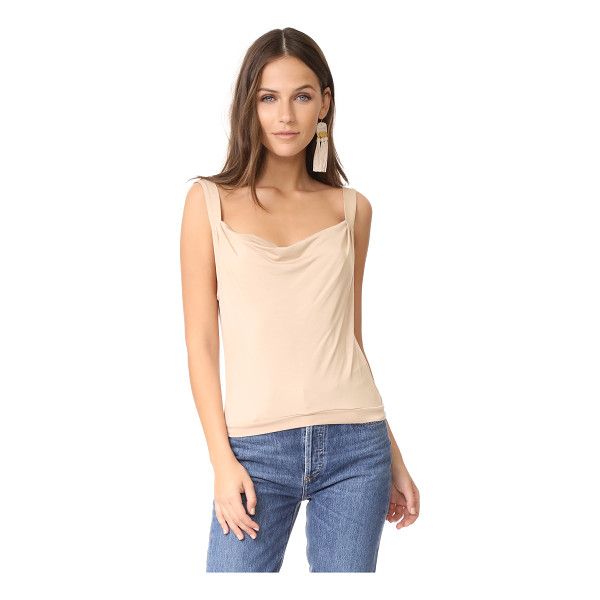 RACHEL PALLY babs top - A slouchy neckline adds to the draped profile of this soft...