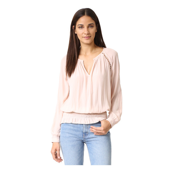 RAMY BROOK Alexa Top - A Victorian inspired Ramy Brook top, embellished with...