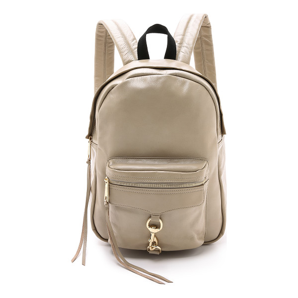 REBECCA MINKOFF Mab backpack - A Rebecca Minkoff backpack, rendered in soft leather and...