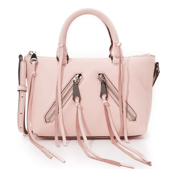REBECCA MINKOFF Micro moto satchel - A scaled down version of Rebecca Minkoff's moto satchel,...