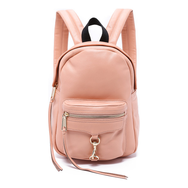 REBECCA MINKOFF Mini mab backpack - A scaled down version of the signature MAB backpack from...