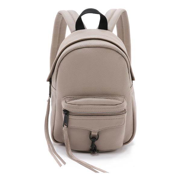 REBECCA MINKOFF Mini mab backpack - A scaled down version of the signature Rebecca Minkoff MAB...