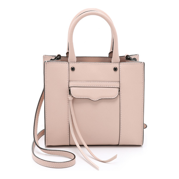 REBECCA MINKOFF Mini mab tote - A scaled down version of Rebecca Minkoff's signature MAB