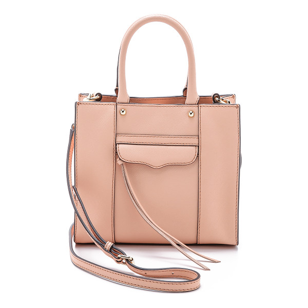 REBECCA MINKOFF Mini mab tote - A scaled down version of Rebecca Minkoff's signature MAB...