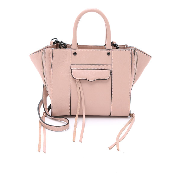 REBECCA MINKOFF Side zip mini mab tote - A scaled down version of Rebecca Minkoff's signature MAB