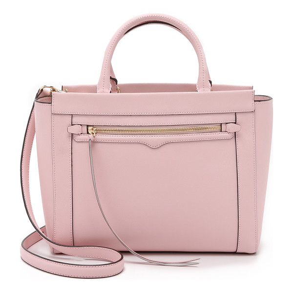 REBECCA MINKOFF Small monroe tote - A scaled down Rebecca Minkoff tote with a structured look,