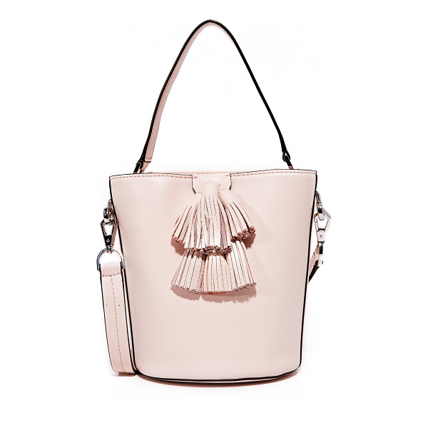 REBECCA MINKOFF sofia top handle bucket bag - A petite Rebecca Minkoff bucket bag accented with...