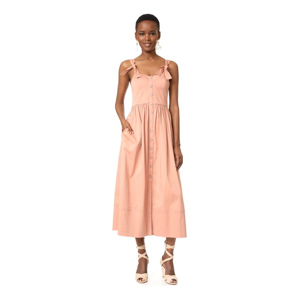 REBECCA TAYLOR sleeveless dress - This feminine Rebecca Taylor dress is crafted with a...