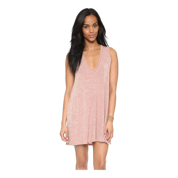 RILLER & FOUNT Daley a line mini dress - A swingy Riller & Fount mini dress with a soft feel....