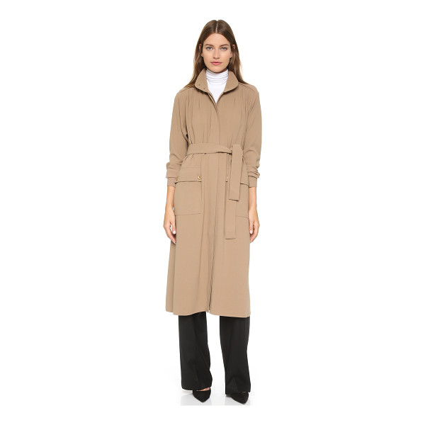 RODEBJER Odessa coat - An effortless Rodebjer coat cut from airy crepe. An...