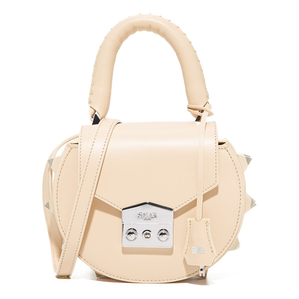 SALAR mimi cross body bag - An eye-catching Salar cross-body bag rendered in smooth