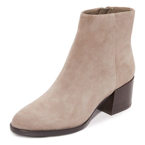SAM EDELMAN joey booties - Versatile Sam Edelman ankle booties with a substantial,...