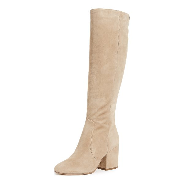 SAM EDELMAN thora tall boots - Sophisticated Sam Edelman knee-high boots crafted in luxe,...
