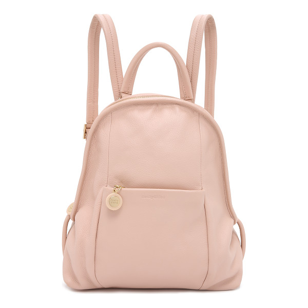 SEE BY CHLOE Bluebell backpack - A minimalist See by Chloé backpack in pebbled leather.