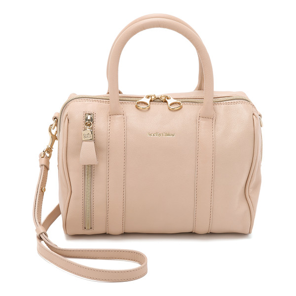 SEE BY CHLOE Harriet cross body bag - A leather See by Chloé bag has understated appeal with