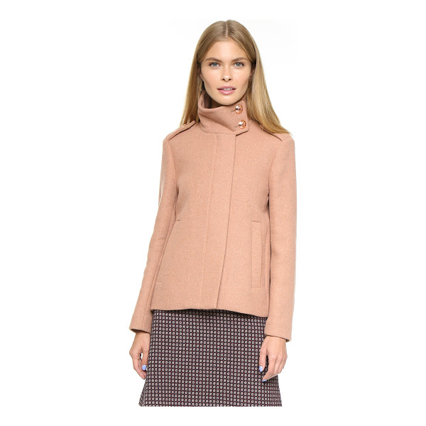 SEE BY CHLOE High collar jacket - A boxy See by Chloé jacket with a hint of military style....