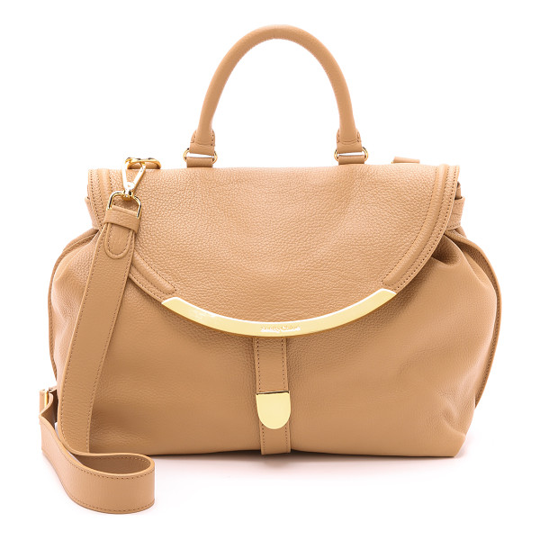 SEE BY CHLOE Lizzie satchel - A slouchy See by Chloe shoulder bag in soft leather. The