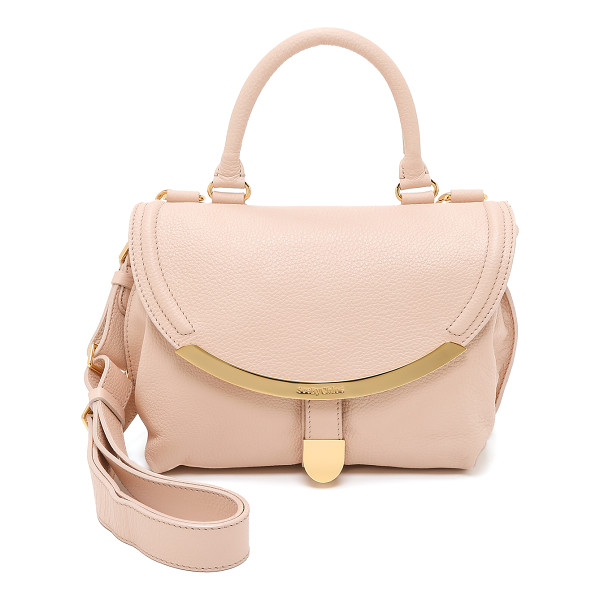 SEE BY CHLOE Lizzie small satchel - A scaled down See by Chloe shoulder bag in soft leather. A...