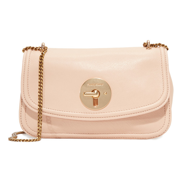 SEE BY CHLOE Lois cross body bag - A tiny See by Chloé cross body bag crafted in buttery