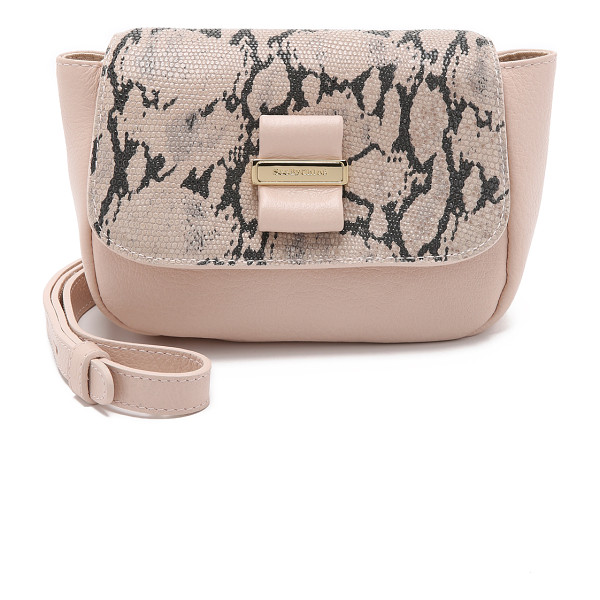 SEE BY CHLOE Rosita mini cross body bag - A petite See by Chloé cross body bag with supple texture.