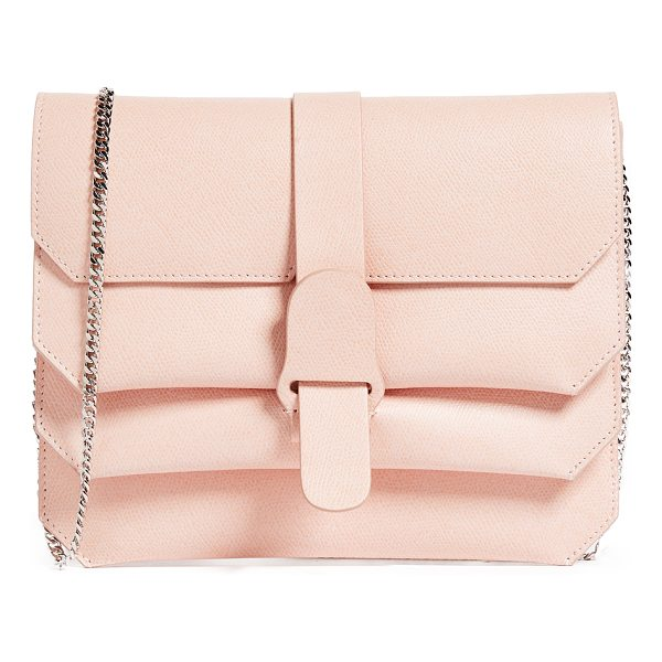 SENREVE the crossbody bag - Leather: Cowhide Snap-off clutch compartment at front...
