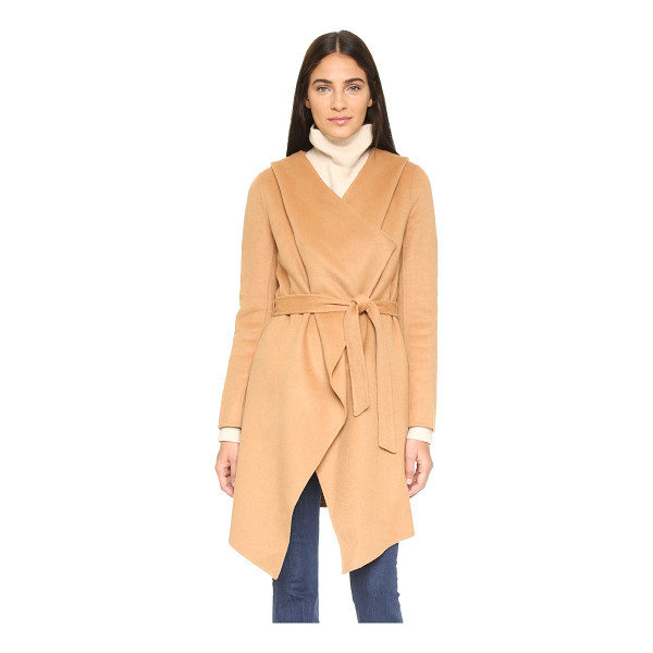 SOIA & KYO Samia coat - A soft Soia & Kyo trench coat, updated with a slouchy hood....