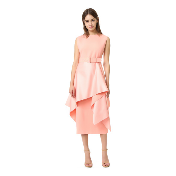 SOLACE LONDON poppy dress - A vintage-inspired, belted cocktail dress by Solace London....