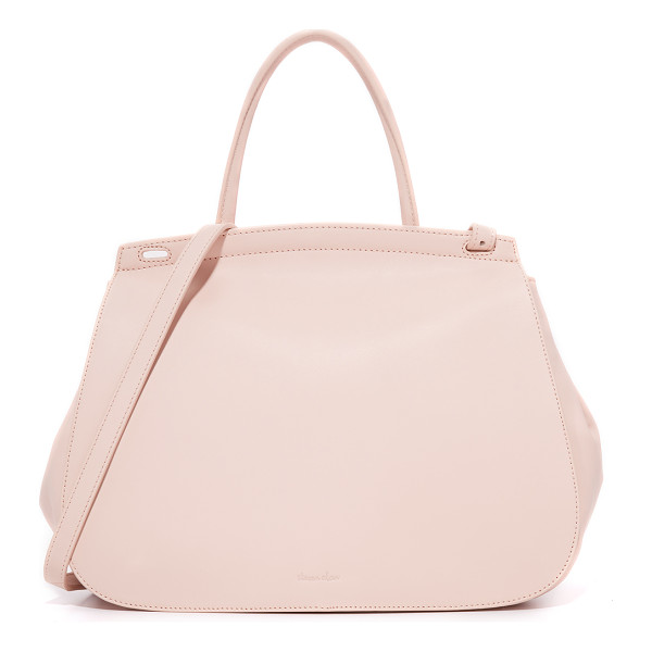 STEVEN ALAN kate satchel - A roomy Steven Alan bag in rich leather. Slim back pocket.