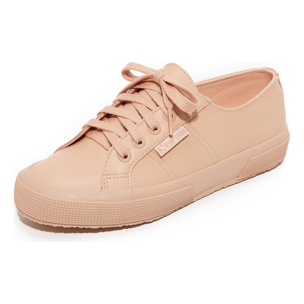 SUPERGA 2750 fglu sneakers - Signature Superga sneakers composed of soft, sturdy