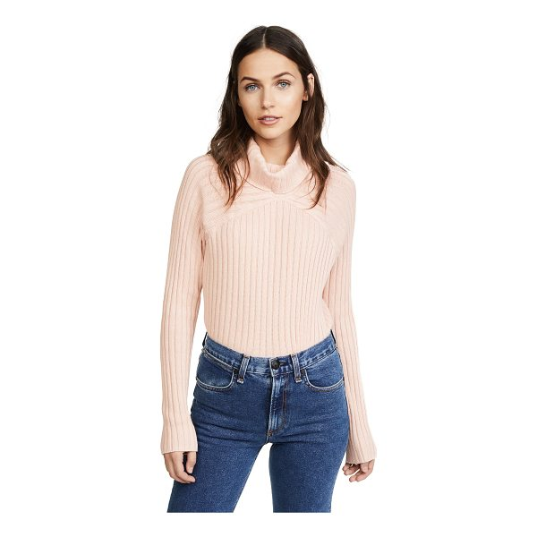 THE FIFTH LABEL denver knit sweater - A soft, slouchy turtleneck sweater from The Fifth Label....