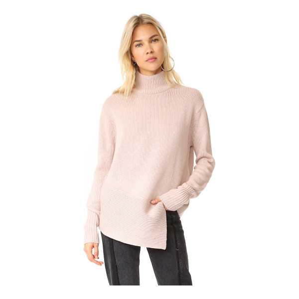 THE FIFTH LABEL the call out sweater - This slouchy The Fifth Label turtleneck sweater has an...
