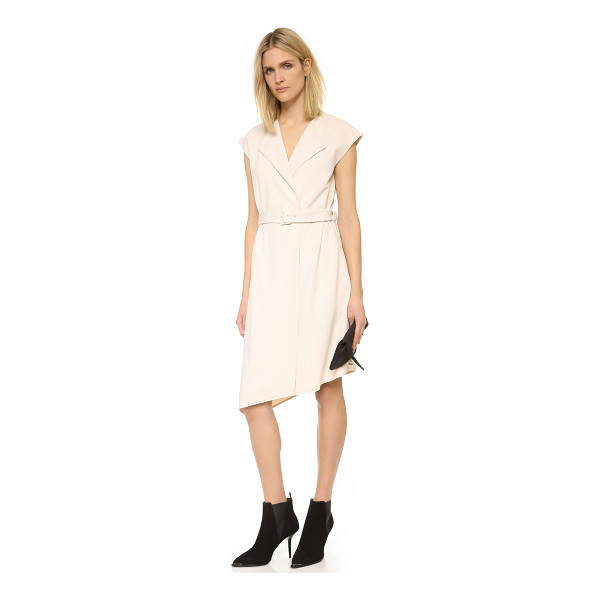 TIBI Trench dress - A sophisticated Tibi dress with a trench coat inspired...