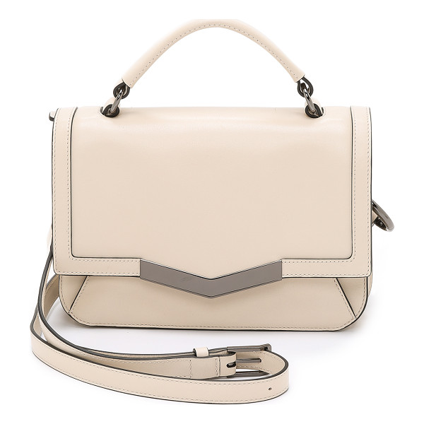 TIME'S ARROW Micro helene bag - A petite Time's Arrow handbag crafted in smooth leather.