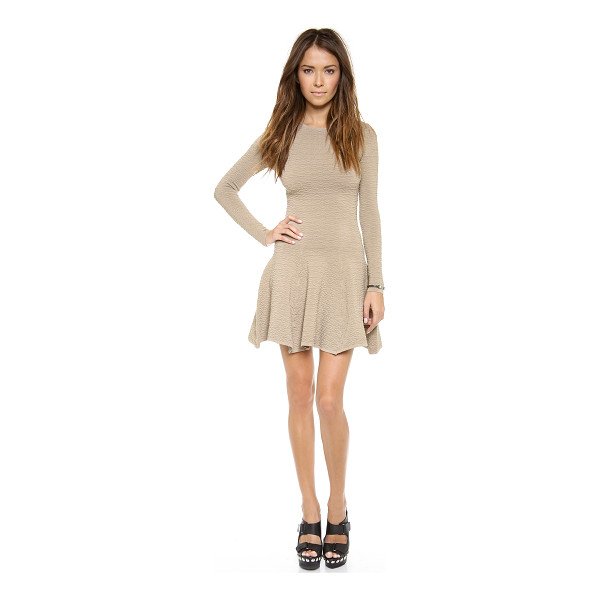 TORN BY RONNY KOBO Amanda dress - This Torn by Ronny Kobo dress cuts a playful fit and flare...
