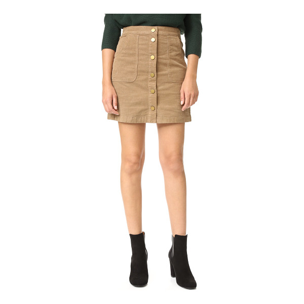 TORY BURCH lucitano skirt - This polished Tory Burch pencil skirt is crafted from soft