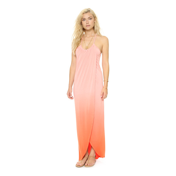 YOUNG FABULOUS & BROKE Lexie maxi dress - A soft Young Fabulous & Broke maxi dress with a vibrant...