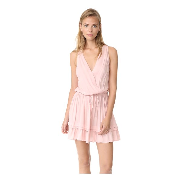 YOUNG FABULOUS & BROKE nadine dress - This charming Young Fabulous & Broke dress has a crossover...