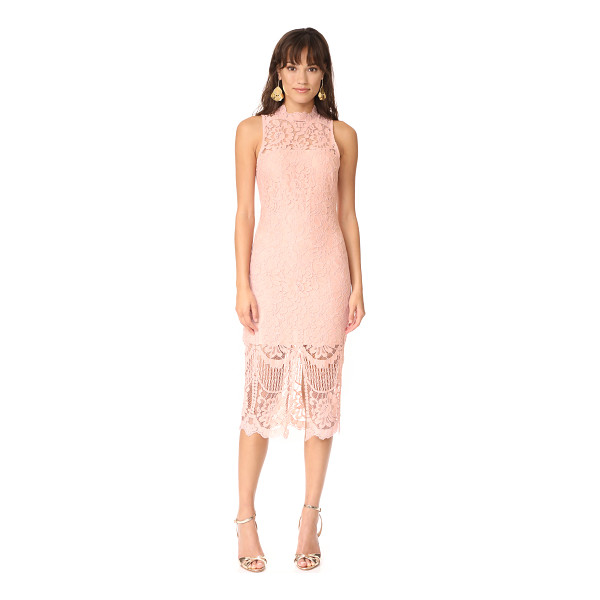 YUMI KIM get lucky dress - A Yumi Kim midi dress made from corded lace. The classic...