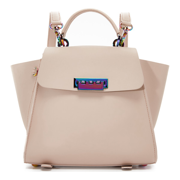 ZAC ZAC POSEN Eartha convertible backpack - This structured ZAC Zac Posen bag can be carried as a...