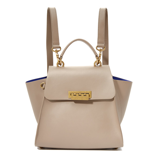Zac Zac Posen Eartha Convertible Backpack Nudevotion Com