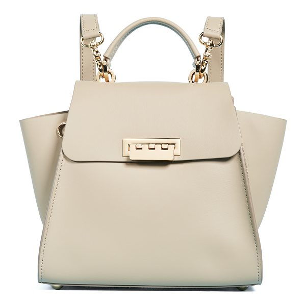ZAC ZAC POSEN eartha iconic convertible backpack - This structured ZAC Zac Posen bag can be carried as a...