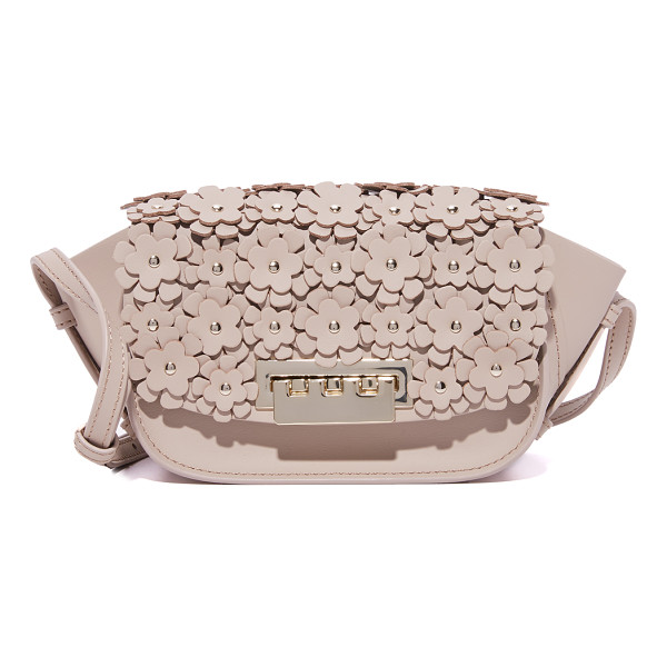 ZAC ZAC POSEN Eartha micro accordion cross body bag - A petite ZAC Zac Posen cross body bag with flared sides.