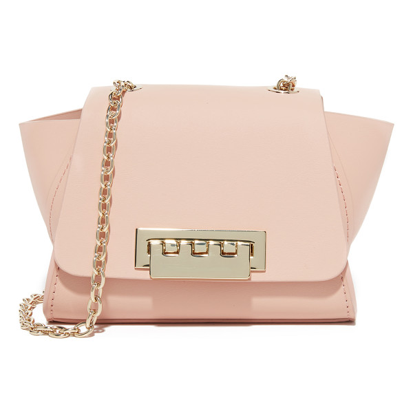ZAC ZAC POSEN eartha mini cross body bag - A petite ZAC Zac Posen cross-body bag, rendered in smooth