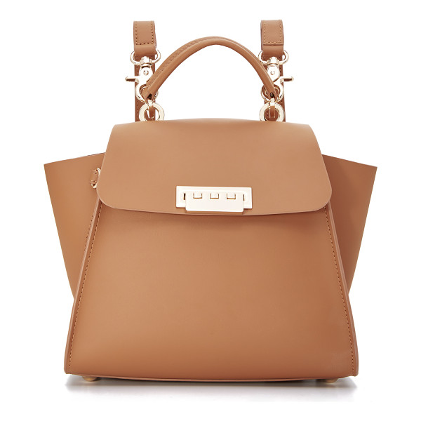ZAC ZAC POSEN eatha iconic convertible backpack - This structured ZAC Zac Posen bag can be carried as a