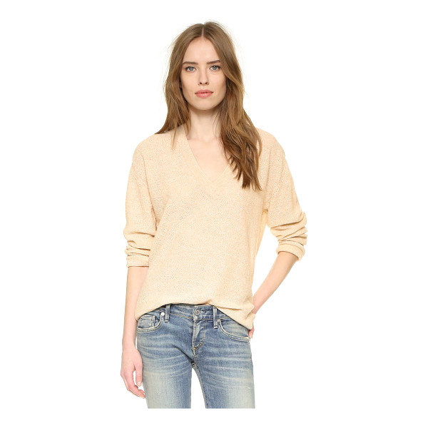 ZADIG & VOLTAIRE Apple pullover sweater - A slouchy, lightweight Zadig & Voltaire sweater, rendered...
