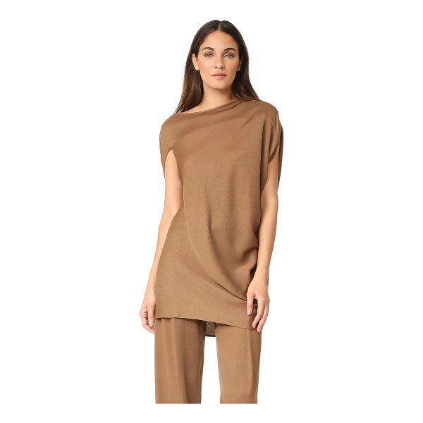 ZERO + MARIA CORNEJO lui tunic dress - This relaxed Zero + Maria Cornejo tunic dress has...