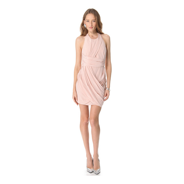 ZIMMERMANN back drape dress - NOTE: Zimmermann uses special sizing. Please see Size & Fit...